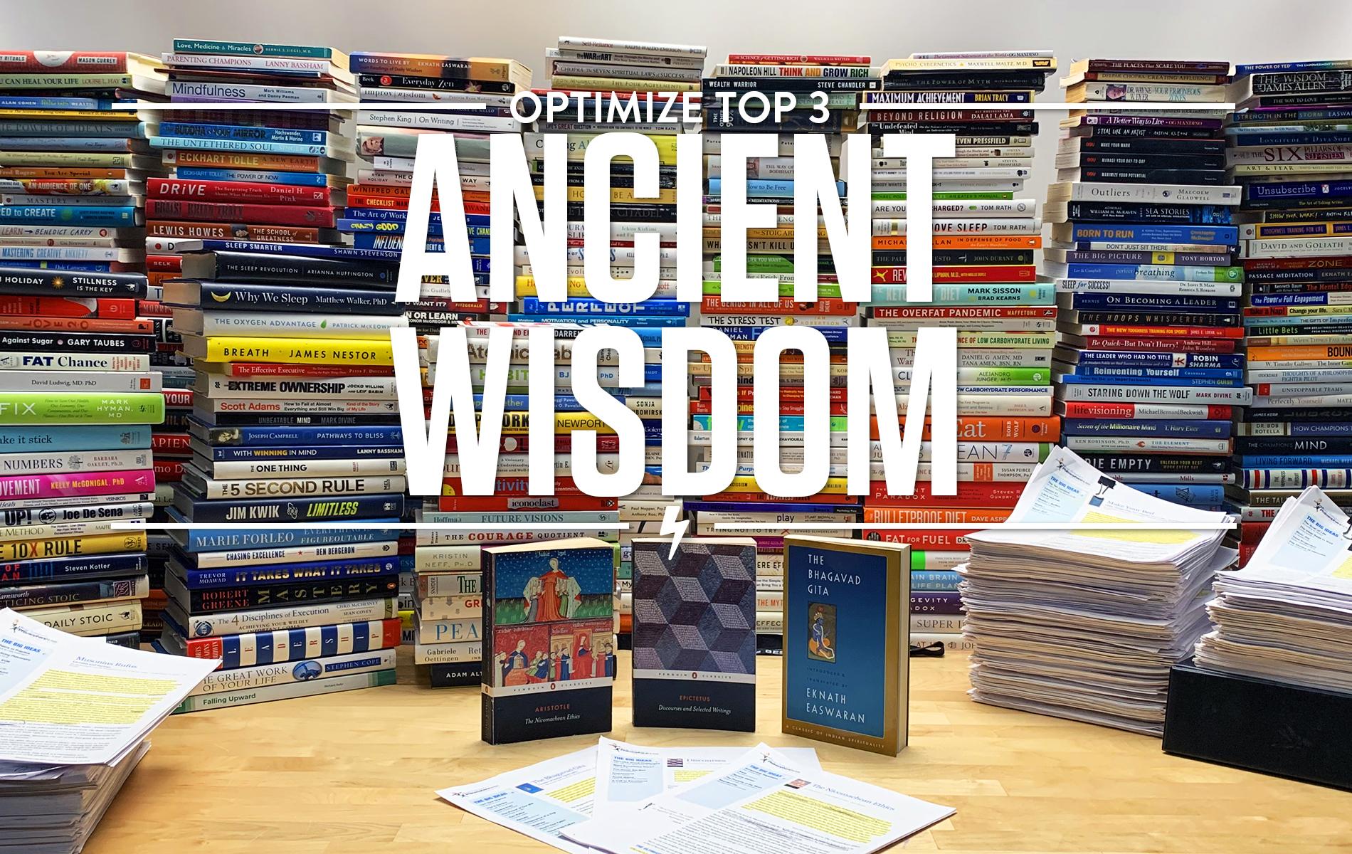 Ancient Wisdom Cover
