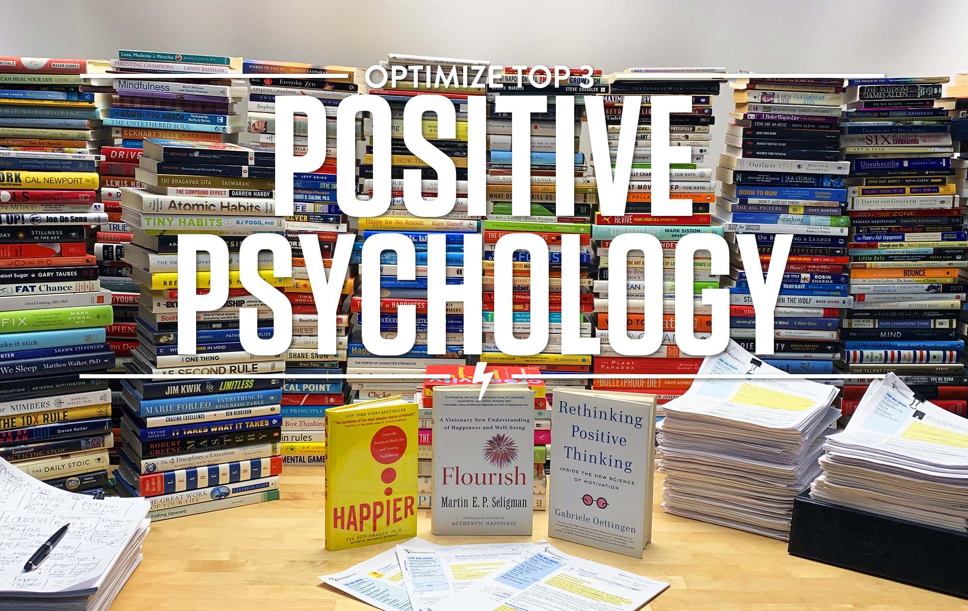 Positive Psychology Cover